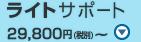 決算申告ライトサポート:29,800円(税別)~